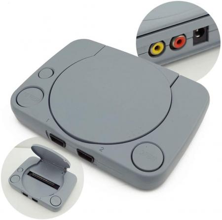 Consola de Jocuri Video Retro in memorie, cu 2 joystick-uri incluse, Jocurile Copilariei [1]