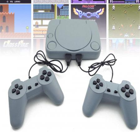 Consola de Jocuri Video Retro in memorie, cu 2 joystick-uri incluse, Jocurile Copilariei [4]