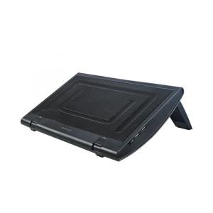 Cooler pentru laptop cu USB WindWheel Black TSL-6880