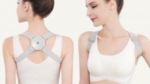 Corector de postura cu senzor inteligent si vibratii pentru spate drept4