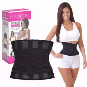 Corset talie de viespe pentru remodelare corporala Miss Belt2
