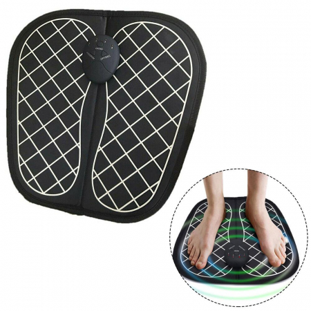 Covor EMS pentru masajul picioarelor la talpi, prin electrostimulare [0]