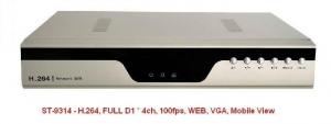 DVR pentru inregistrare video ST-9314 - DVR H.2640