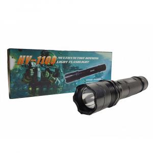 Electrosoc lanterna cu 3 moduri de iluminare Swat HY-11090