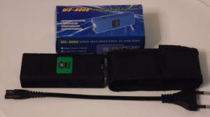 Electrosoc pentru autoaparare cu lanterna WS-800C0