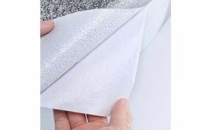 Folie adeziva din aluminiu pentru o bucatarie 60 x 300 cm [6]