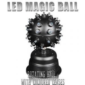 Glob Rotativ Led Magic Ball1