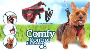 Ham pentru caini Comfy Control 0