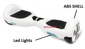 Hoverboard Smart Balance Wheel SUV1