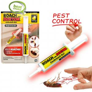 Solutie insecticid tip gel anti gandaci, Doctor Roach [1]