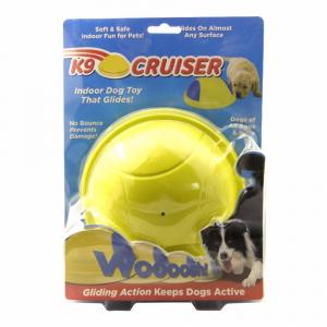 Jucarie pentru caini chitaitoare K9 Cruiser0
