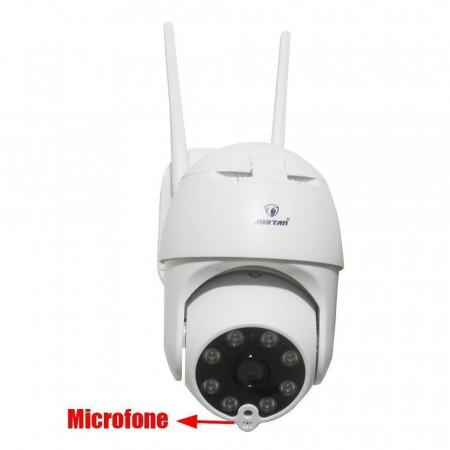 Camera de supraveghere video WIFI cu IP si 360 grade Jortan IPC2