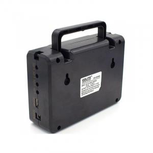 Kit sistem iluminare cu incarcare solara GDLITE GD-8006A, si 3 becuri LED [3]