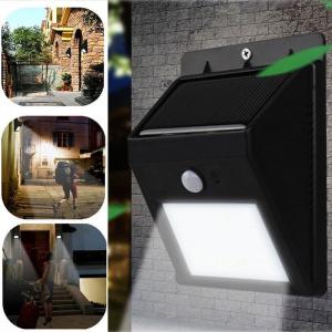 Lampa cu incarcare solara si senzor de miscare Ever Brite [1]