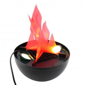 Lampa electrica ce imita flacarile cu flacara falsa1