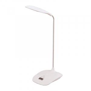 Lampa pentru birou cu ceas si control tactil Huian0