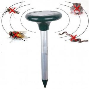 Lampa solara cu ultrasunete impotriva daunatorilor Solar Pest Repeller1