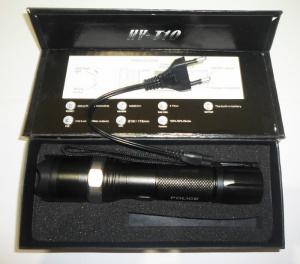 Lanterna autoaparare cu electrosoc si zoom activ HY-T10 [0]