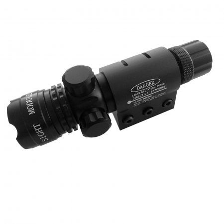 Laser pointer verde pentru arma,pistol airsoft cu prindere pe sina [4]