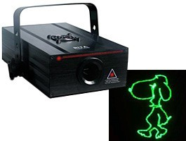 Laser profesional grafic verde Rita mini-G501
