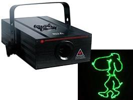 Laser profesional grafic verde Rita mini-G500