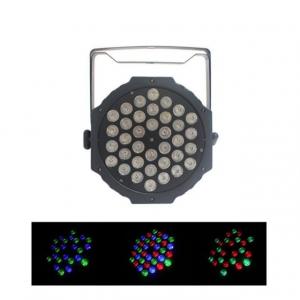 Led mini Flat Par Light LED RGB 36 x 1W0
