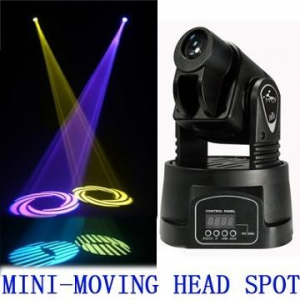 Led Mini Moving Head MOVELED0