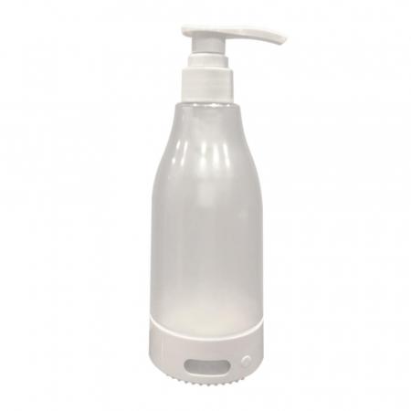 Dozator de sapun cu lumina LED si senzor de miscare, Soap Brite 400ml1