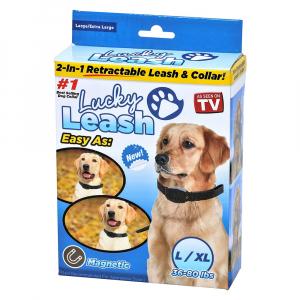 Lesa caini retractabila Lucky Leash L/XL0
