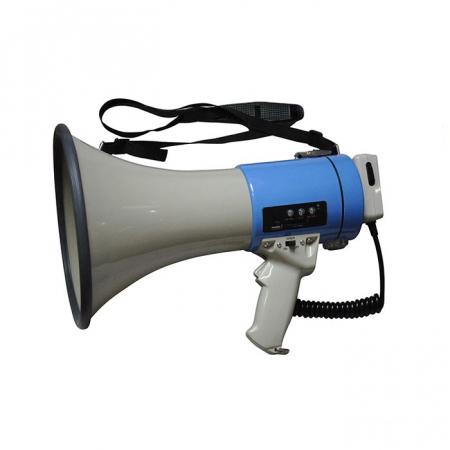 Megafon portavoce de mare putere 50 Watt,cu MP3 Player cititor USB,ER-66USB [0]