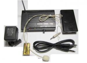 Microfon casca fara fir VHF Shure SH-2000
