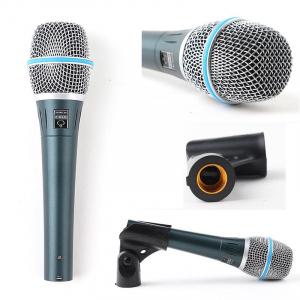 Microfon profesional cu fir supercardioid Shure Beta 87A1