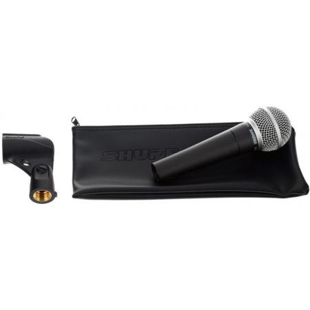 Microfon cu fir vocal Unidirectional Dynamic Shure SM58 [4]