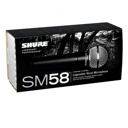 Microfon cu fir vocal Unidirectional Dynamic Shure SM583