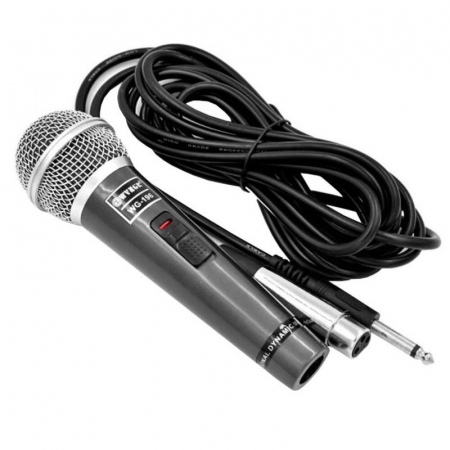 Microfon dinamic profesional cu fir, WG-198 [2]