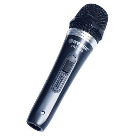 Microfon dinamic profesional cu fir, WG-198 [0]