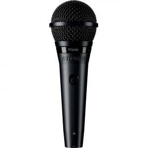 Microfon profesional dinamic cu fir Shure PGA 58, cardioid0