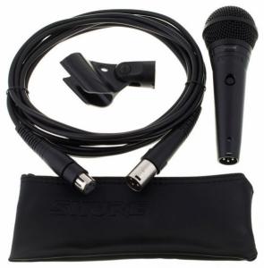 Microfon profesional dinamic cu fir Shure PGA 58, cardioid1