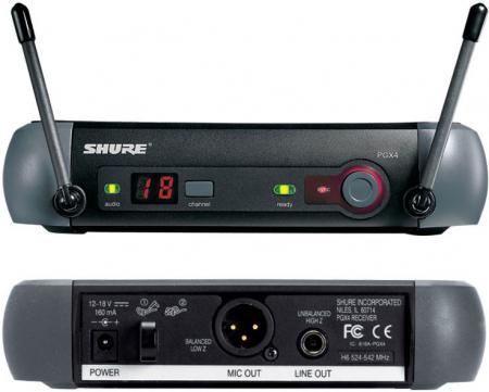 Microfon profesional wireless Shure PGX24E/BETA58-J6 [1]