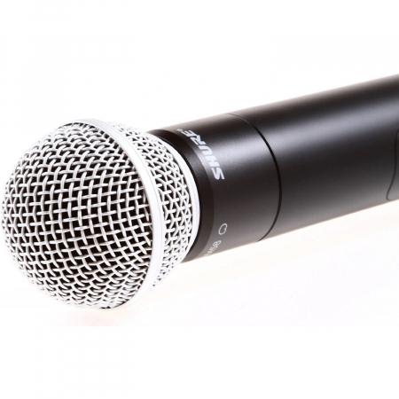 Microfon profesional wireless Shure SLX24/SM58 [5]