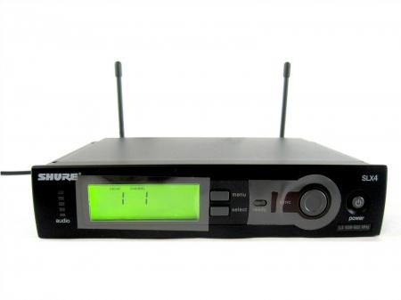 Microfon profesional wireless Shure SLX24/SM58 [2]