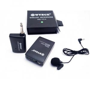 Microfon wireless profesional tip lavaliera WG-101A3