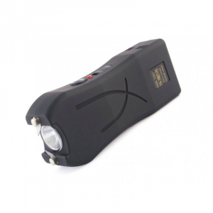 Mini electrosoc cu lanterna pentru autoaparare TW-3980