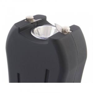 Mini electrosoc cu lanterna pentru autoaparare TW-3984