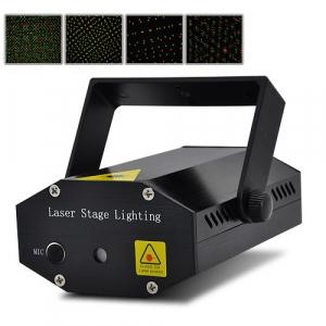 Mini Stage Lighting Strobolaser QC-09 [1]