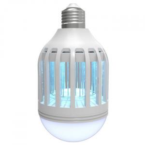 Mosquito Killer Lamp Bec LED 2 in 1 cu lampa UV anti insecte 0