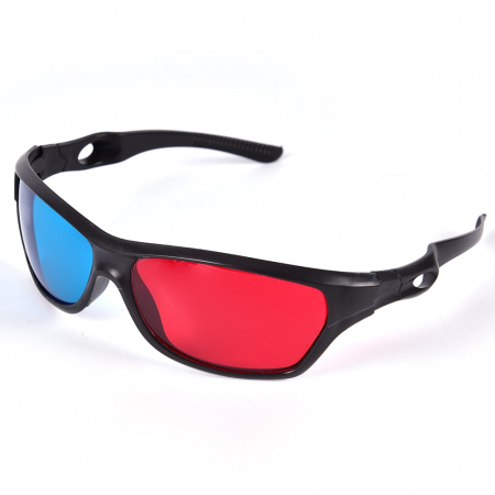 Ochelari 3D anaglifici red-cyan pentru imagini 3D [0]