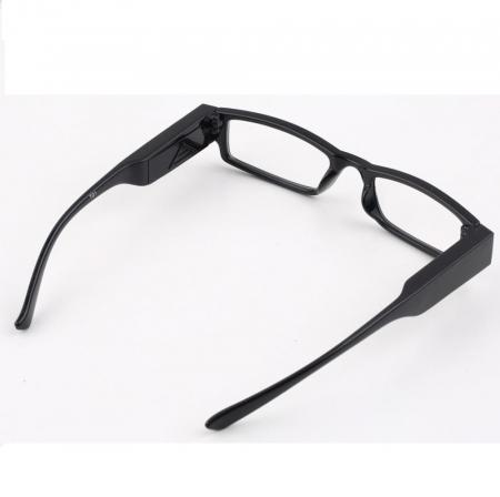 Ochelari pentru citit dotati cu 2 LEDuri si dioptrii +2.00,Multi Strength [3]