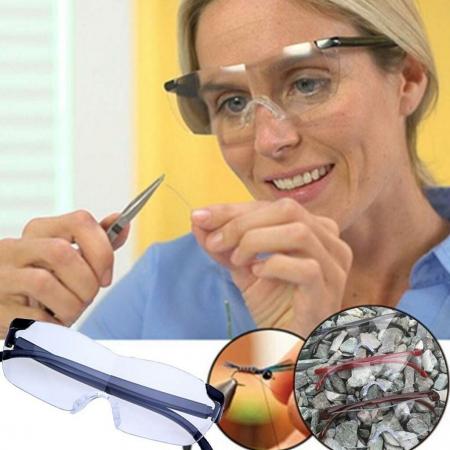 Ochelari speciali de marit cu lupa pana la 60%,Big Vision2