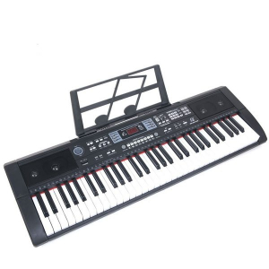 Orga electronica cu 61 de clape USB MP3 BT si Radio FM MQ-607UFB1
